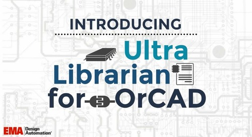 Ultra Librarian for OrCAD - Overview
