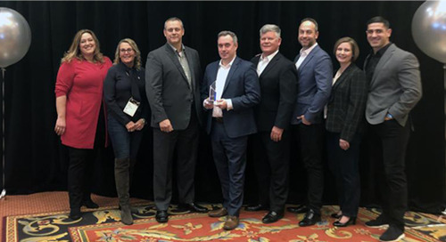 VistaVu Wins Partner Excellence Award from SAP for North American Cloud Program.