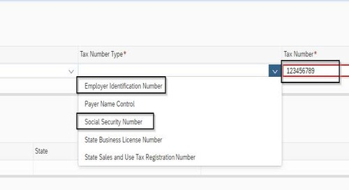 How to Setup & Create Form 1099-NEC in SAP Business ByDesign