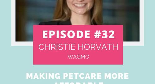 Podcast Episode 32: Christie Horvath & Trina Pappadia of Wagmo