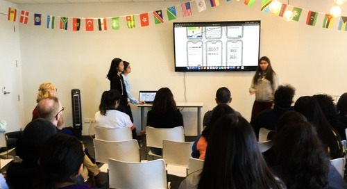MongoDB partners with Code Your Dreams to teach database basics to high school students