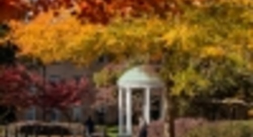 $2M Grant to UNC-Chapel Hill Program Will Rebuild, Fortify Local Economies Across North Carolina and Beyond
