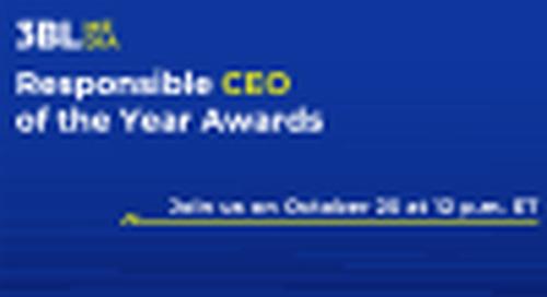 Mark Your Calendar for the 2021 Responsible CEO Awards