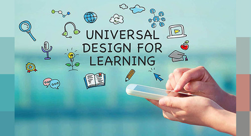 Top 5 Tips for Getting Colleagues to Adopt UDL in eLearning