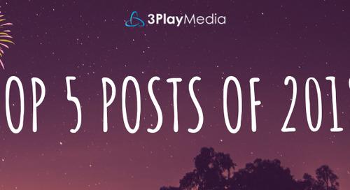 Top 5 Posts of 2018