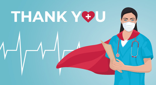 Celebrating healthcare heroes during Nurses Month