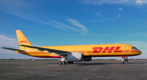 DHL Drehkreuz Leipzig erweitert Flotte