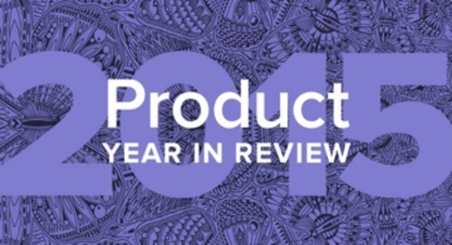 2015 Product Year in Review