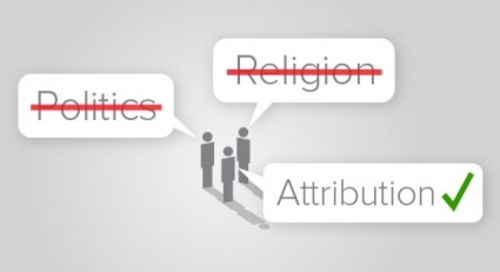 3 Things No One Talks About at Work: Religion, Politics and Attribution