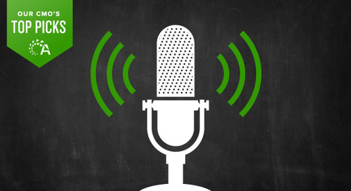 Ten Podcasts Every CMO Should Be Listening To