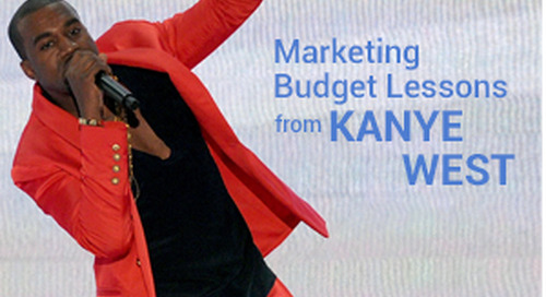 The Essential Marketing Budget Glossary: Lessons from Kanye West