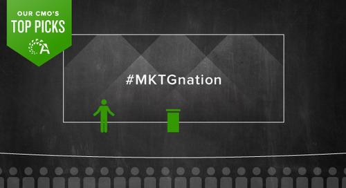Trending Topics from #MKTGnation