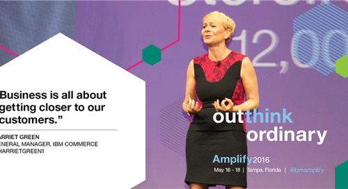 34 Bite-Sized Ideas From IBM Amplify