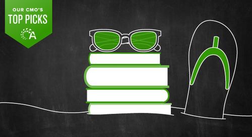 Summer Reading for CMOs: My Top 15 Picks