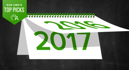 B2B Marketing: 2016 Year in Review