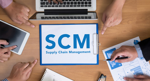 Supply Chain weekly wrap-up: 11/3/17 – 11/9/17