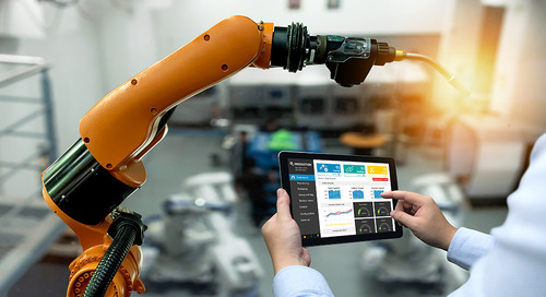 Smart Manufacturing of the Future – Infographic