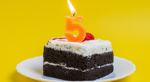 5 Lessons Learned from 5 Years of Supply Chain Blogging