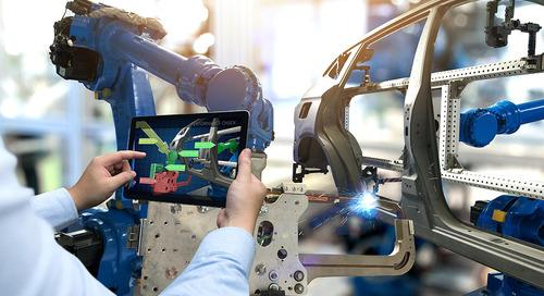 Technology Go – How Artificial Intelligence Influences Automotive Logistics