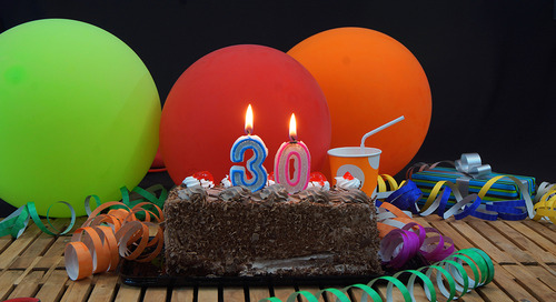 What Logistics Planning and Turning 30 Have in Common – And It´s Not Wrinkles