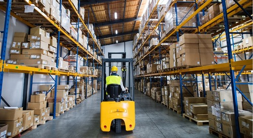 Small Space? Here's How to Increase Your Warehouse Storage