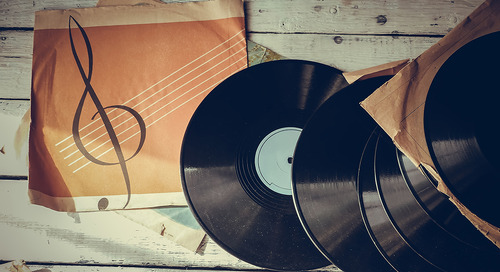 The Amazing Supply Chain of a Vinyl Record