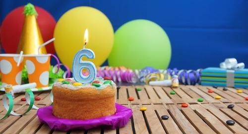 6 Years of Supply Chain Blogging, and Many More to Come