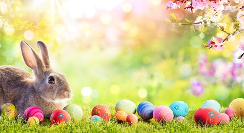 The Easter Bunny Vs Intelligent Supply Chain Systems