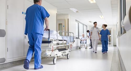The Best Medicine for Hospital Management: Optimized internal Logistics