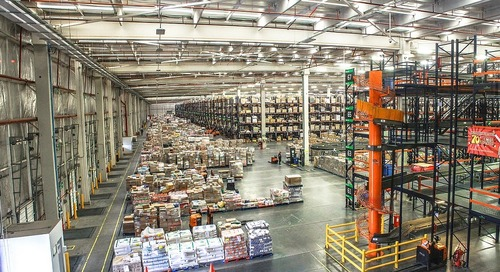 Material Handling of Today (Does it have a future?)