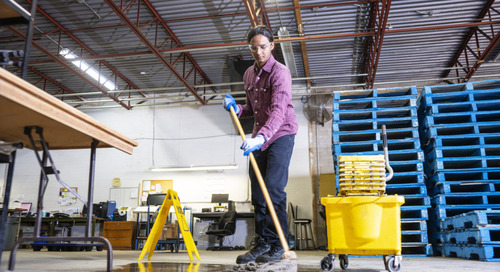 How (and When) to Deep Clean and Sanitize Your Warehouse