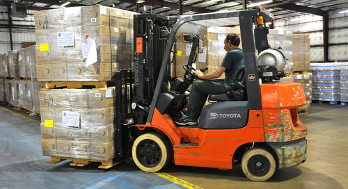 5 Tips to Keep Your Material Handling Equipment Running Smoothly