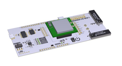Antenova to Demo LTE Cat4-certified dev kit at CES 2019