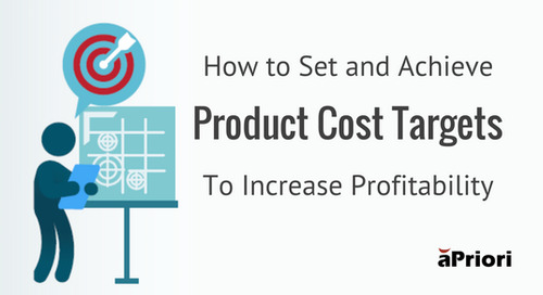 How to Set and Achieve Cost Targets to Increase Profitability