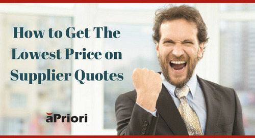 How to Get the Lowest Price on Supplier Quotes
