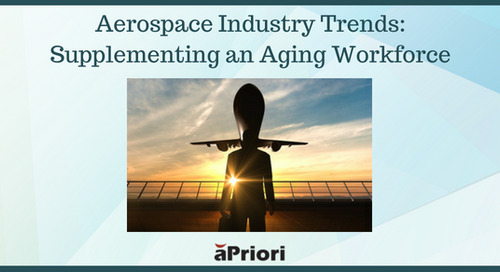 Aerospace Industry Trends: Supplementing an Aging Workforce