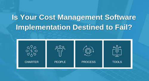 Is Your Cost Management Software Implementation Destined to Fail?