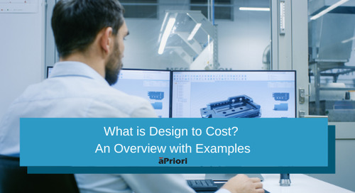 What is Design to Cost? An Overview with Examples