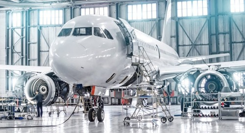 Reinventing the Aerospace Industry with Digital Manufacturing Simulation