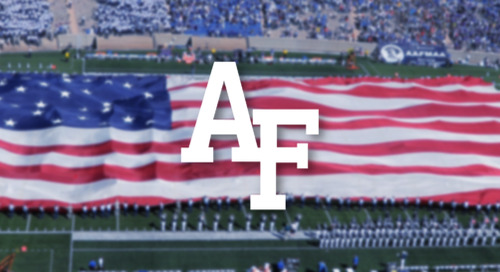 Air Force Academy Picks AudienceView for Ticketing, Fan Engagement and Donor Management