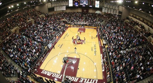 Little Rock Athletics Launches OvationTix by AudienceView
