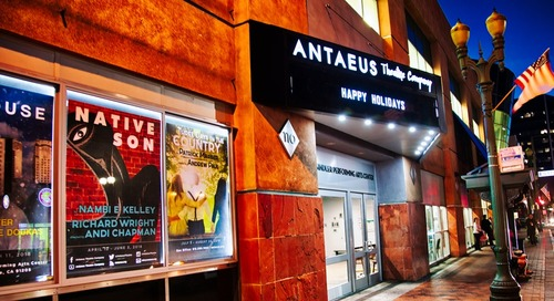 AudienceView Professional: Saving Time and Simplifying Business at Antaeus Theatre Company