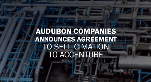 Audubon Companies Announces Agreement to Sell Cimation to Accenture