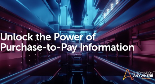 Unlock the Power of Purchase-to-Pay Information