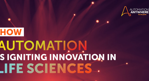 How RPA and Automation is Igniting Innovation in Life Sciences