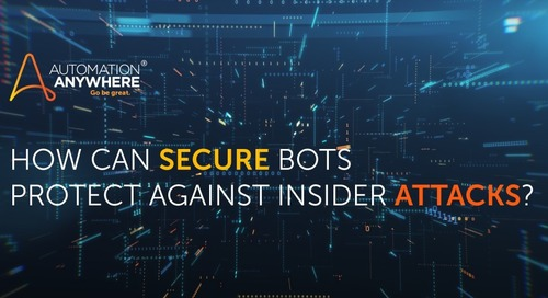 Your Strongest Ally in Cybersecurity is a Software Bot