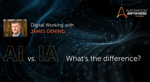 AI vs. IA: What's the Difference?