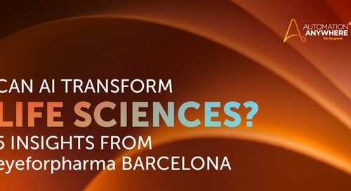 Can AI Transform Life Sciences? 5 Insights from eyeforpharma Barcelona