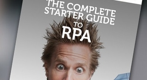 RPA and outsourcing: A complete starter guide