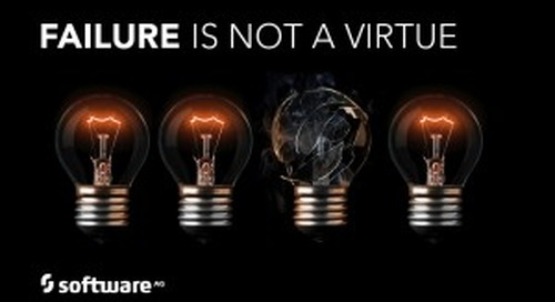 In IT, Accepting Failure is Not a Virtue